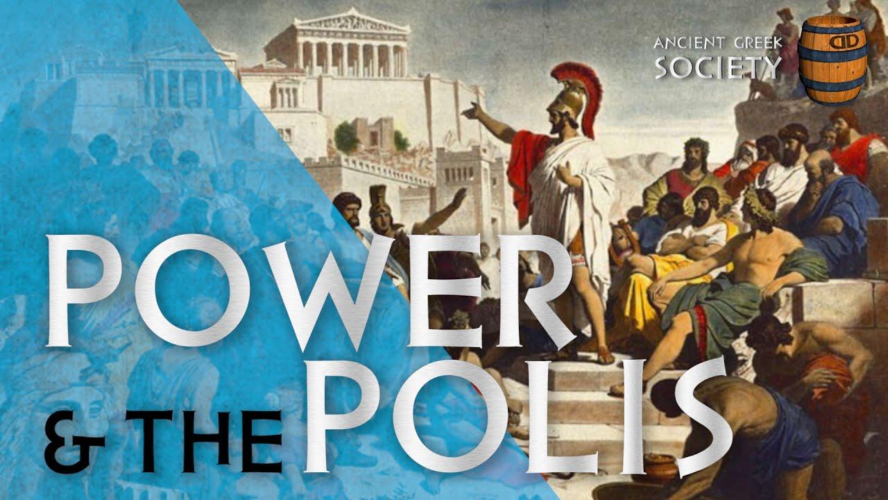 what is a greek polis