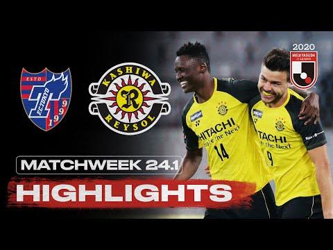 FC Tokyo 1-3 Kashiwa Reysol | Matchweek 24.1 | 2020 | J1 League
