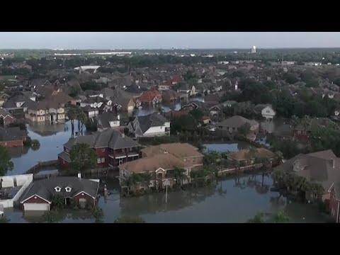 New threats from Harvey flooding