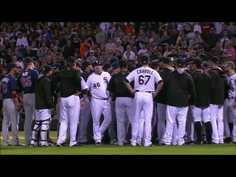 2016 Bench-Clearing Brawls Part 1 (HD)