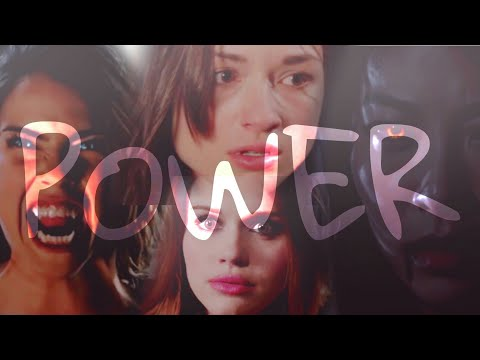 Teen Wolf Girls - Power