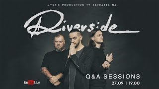 Riverside: Q&A Sessions [ENG subtitles]