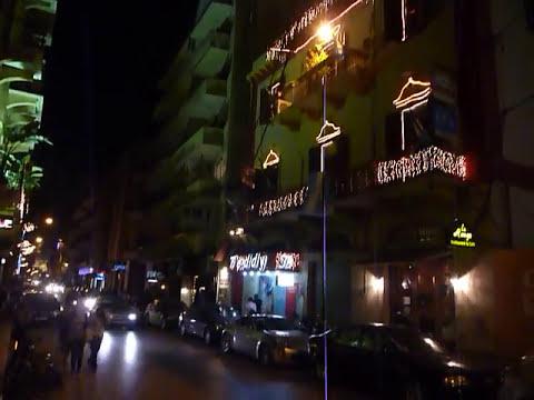 Beirut,Beyrouth,Lebanon,Liban,Gouraud Street life  christian quarter
