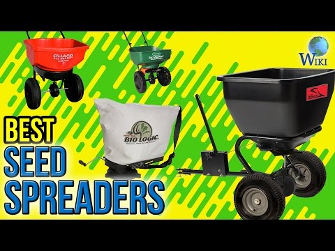 10 Best Seed Spreaders 2017