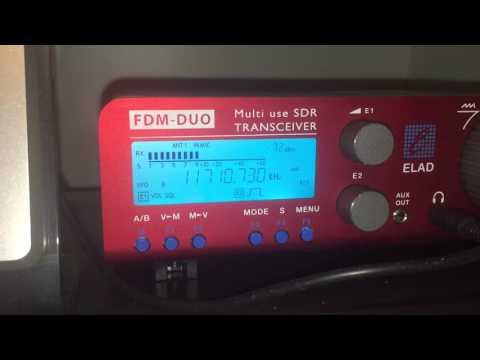 Radio Argentina Exterior 11710.73 kHz best reception this winter