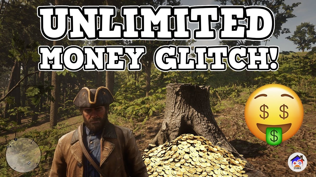 UNLIMITED MONEY GLITCH THAT ACTUALLY WORKS! I AM RICH! RED DEAD REDEMPTION  2 (PATCHED)