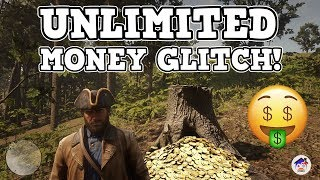 UNLIMITED MONEY GLITCH THAT ACTUALLY WORKS! I AM RICH! RED DEAD REDEMPTION 2