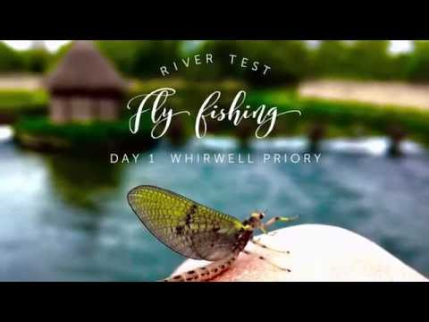 River Test Fishing