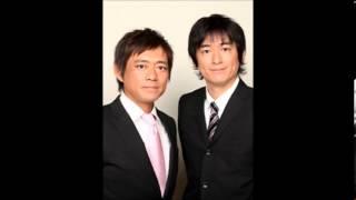 博多華丸大吉 東野幸治 湯布院散策 3人仲良くおみくじ引いちゃいました.