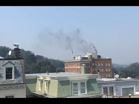 Smoke rises from Russian consulate, San Francisco FD says 'false alarm'