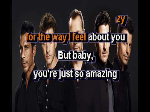 BABY I BELIEVE IN YOU -New Kids on the Block-KARAOKE