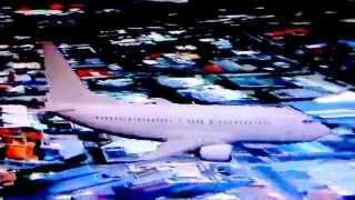 aeronave bong 777 pusando em cumbica sp teste radar sat  ppy lge