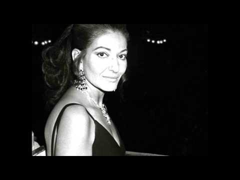 Werther! Qui m' aurait dit - Werther, Maria Callas