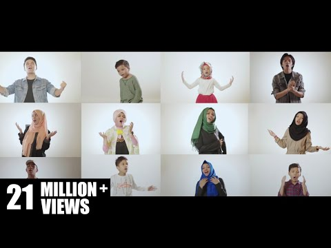 RAMADHAN Gen Halilintar (Official Music Video)