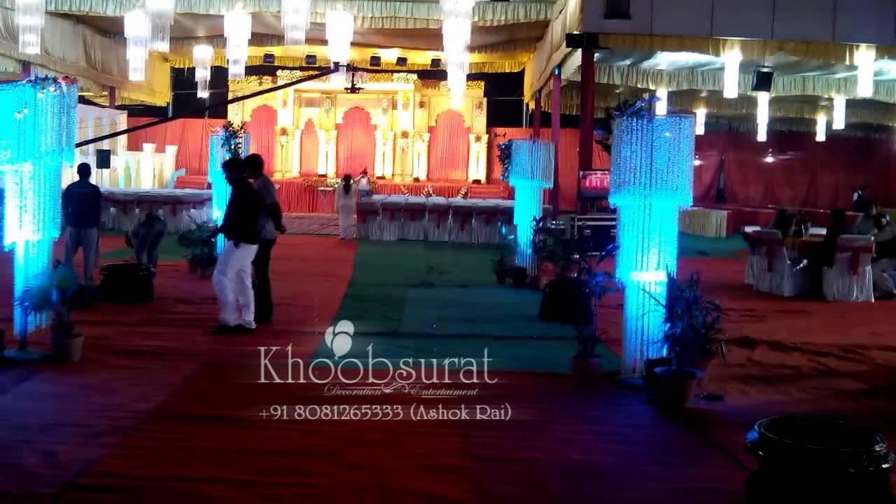 Reception decoration at balrampur garden lucknow youtube reception decoration at balrampur garden lucknow junglespirit Choice Image