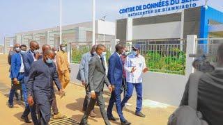 🔴 l'inauguration du Data Center Diamniadio (Centre de données du Sénégal