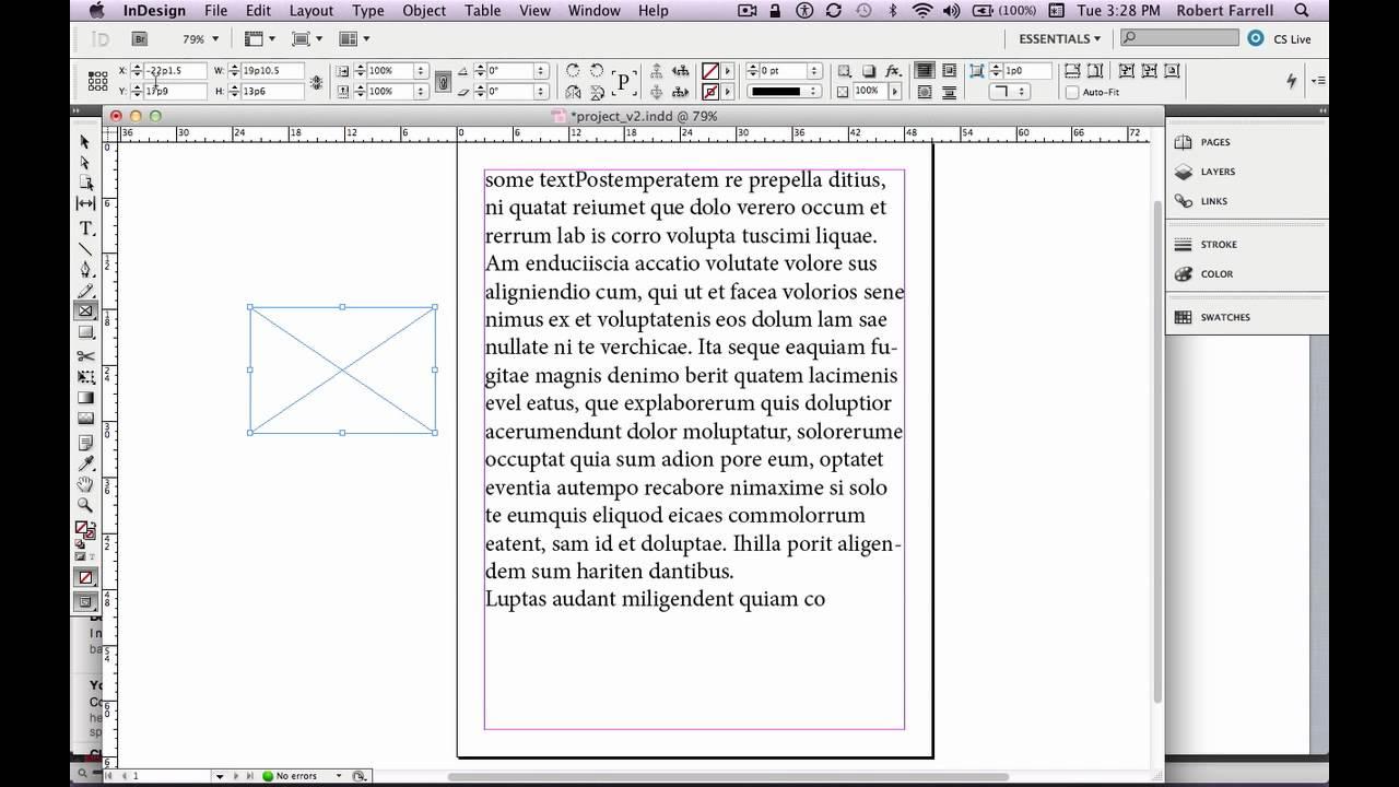 Adobe Indesign Cs5 Tutorial Pdf