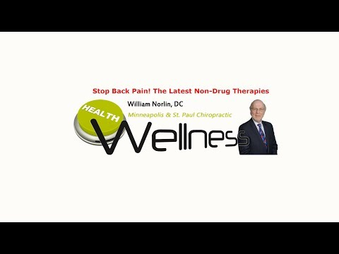 Chiropractor Minneapolis Stop Back Pain! The Latest Non-Drug Therapies