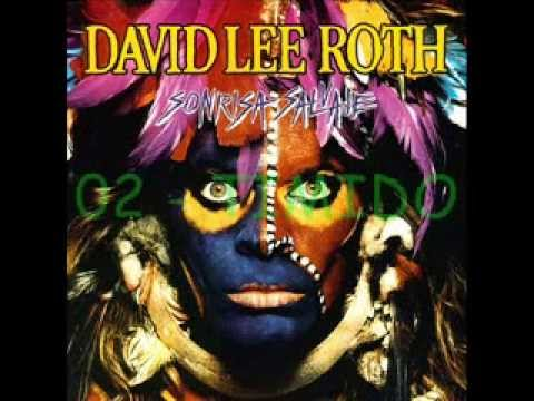 DAVID LEE ROTH - SONRISA SALVAJE (Eat´em and smile en español) FULL ALBUM