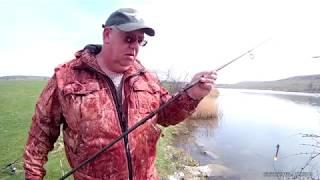 Остання рибалка перед забороною. 2018 р., с. Дем'янівка.