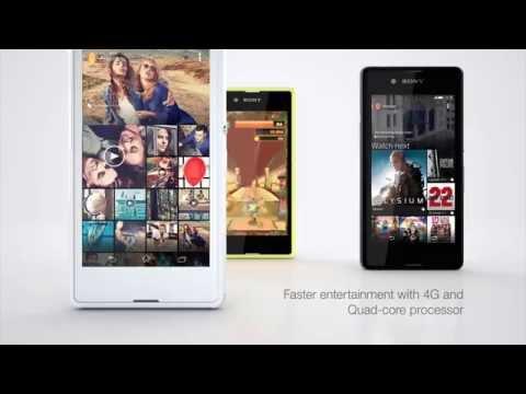 Sony Xperia E3 Commercial