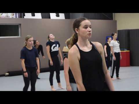 "Leon Bridges ""River"" choreography."