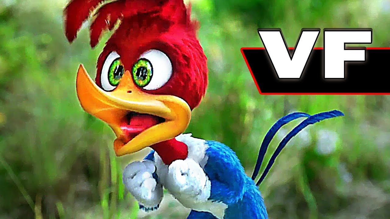 WOODY WOODPECKER Le Film - Bande Annonce + Extrait VF ...