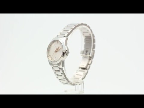 76b62dd79bd Gucci YA126523 - Watchia.com - YouTube