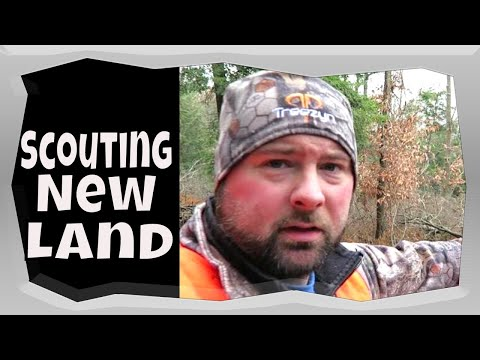 Scouting New Private Hunting Land | New Hunting Lease?