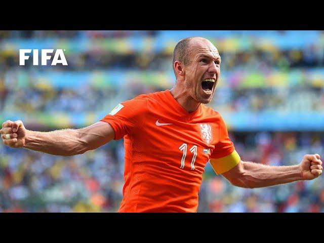 Arjen Robben | FIFA World Cup Goals