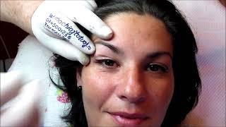 Tatuaj ochi. Galerie cu 2000 video www.machiajtatuaj.ro 0745001236 Zarescu Dan $DZ M5927