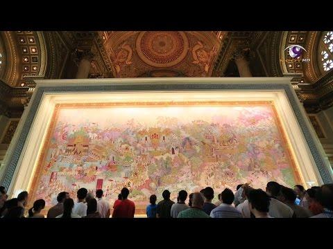 สืบสายใย ผ้าไทย อาเซียน : ตอนพิเศษ ศิลปาชีพในสมเด็จพระนางเจ้าสิริกิติ์ฯ (13 ส.ค.58) MCOT HD ช่อง 30