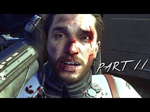 Call of Duty Infinite Warfare Walkthrough Gameplay Part 11 - Kotch - Campaign Mission 11 (COD IW)
