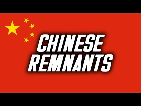 Fallout Lore: Chinese Remnants