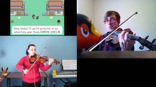 Littleroot - Pokemon R/S/E Violin Duet (Ft. TeraCMusic)