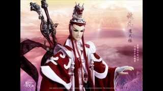 霹靂布袋戲-紫濤雲霞現道威(赭杉軍武曲)