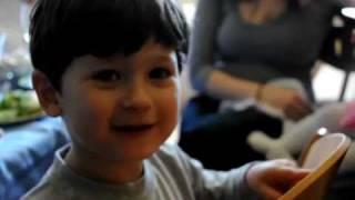 День рождения тёщи - 07.01.2012 - Поздравление Лёрика