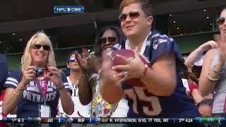 Patriots vs Dolphins 2012 Week 13