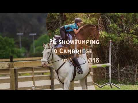 Nov 2018: WPPC's first show jumping comp