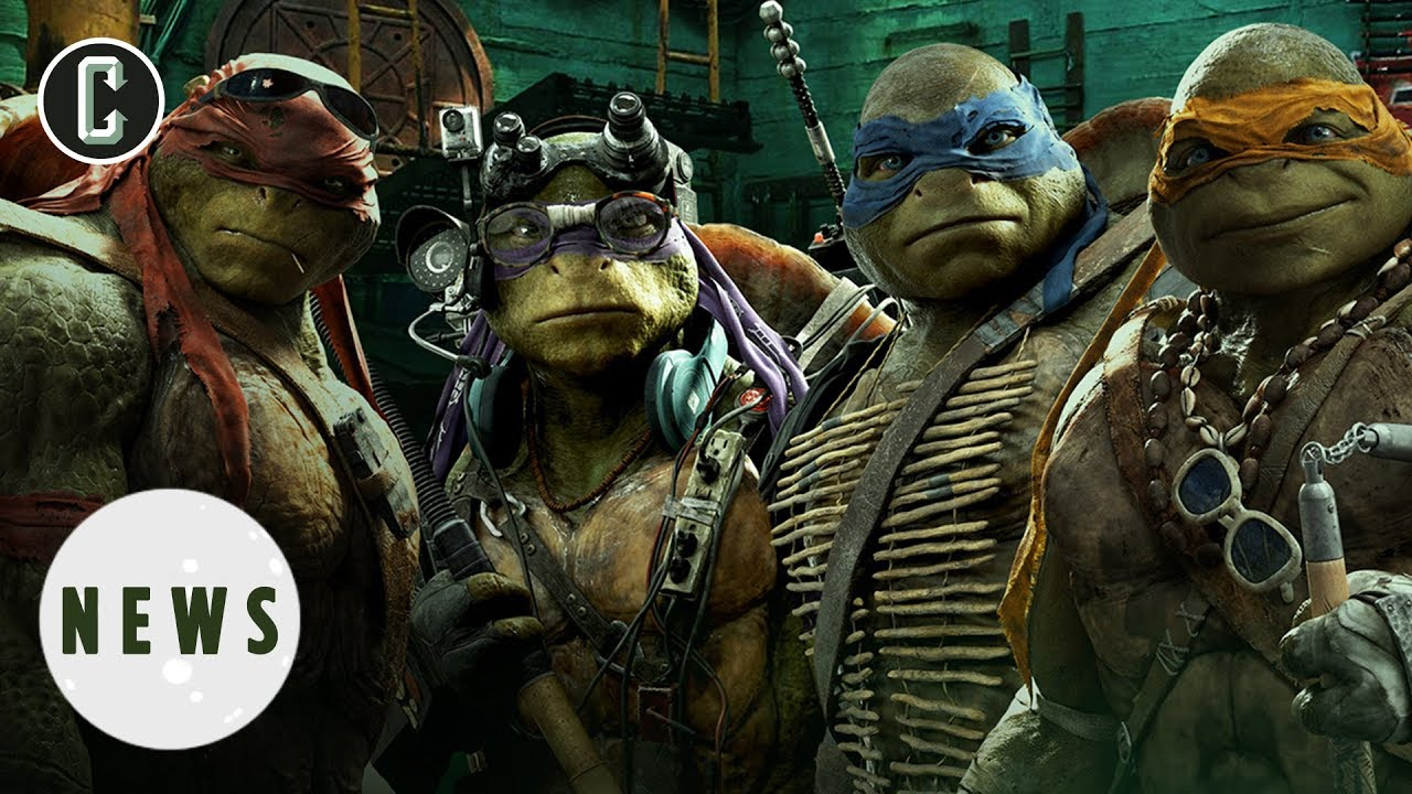 Ninja Turtles Reboot On the Way From Michael Bay ...