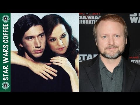 Rian Johnson Hinting at Reylo
