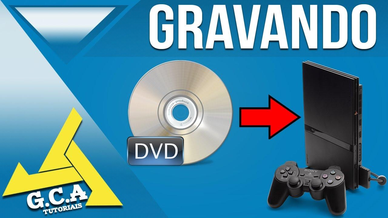GRAVAR PARA EM DVD DE BAIXAR PS2 JOGOS GRATIS
