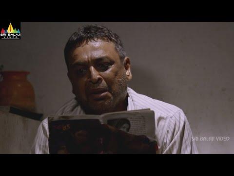 Guntur Talkies Movie Scenes   Naresh Reading Book in Bathroom   Sri Balaji Video