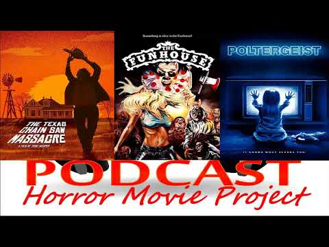 Remembering Tobe Hooper TCM, The Funhouse And Poltergeist Reviews , Plus Blu-Ray News ( HMP )