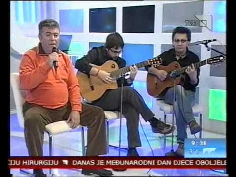 Adem, Nina i Aden - Amela ('Sarajevsko jutro', TVSA, 16.2.2011.)