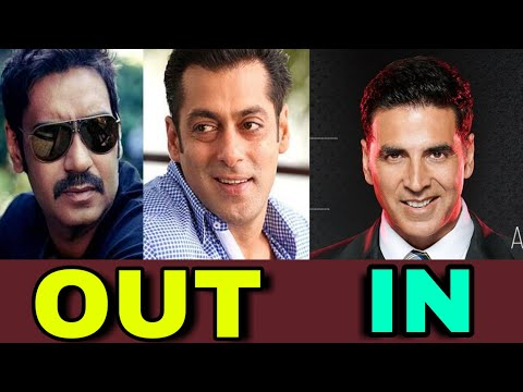 Ajay Devgn And Salman Khan Out, Akshay Kumar Confirmed in New Upcoming Horror Comedy Remake