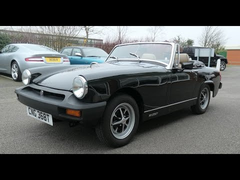1978 MG Midget Classic Car For Sale In Louth Lincolnshire