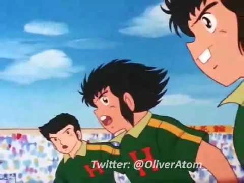 Huracán en el Cielo de los Hermanos Koriotto - Captain Tsubasa