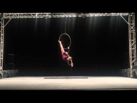 2015 Northwest Lyra Champion, Rebecca Palmer