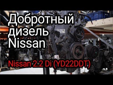 Много ли недостатков у дизеля Nissan 2.2 Di (YD22DDT)?